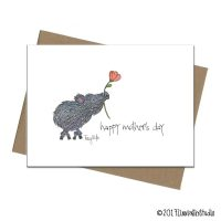 Mother's Day javelina flower