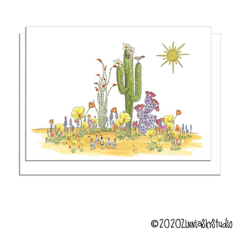 southwest desert flowers