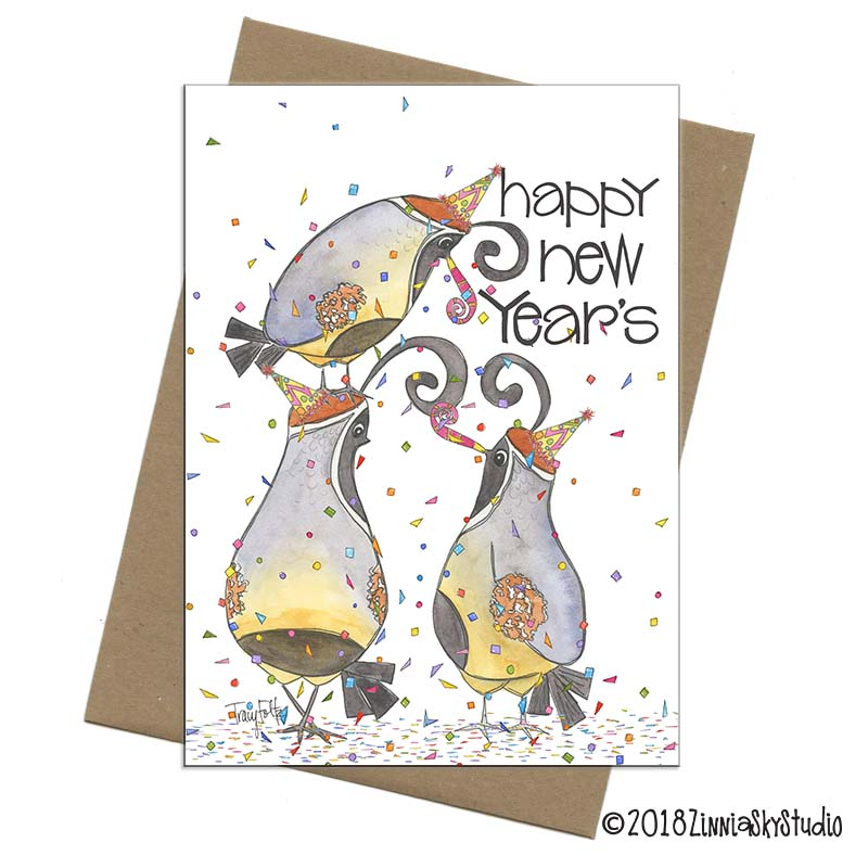 Happy New Year Cards 49