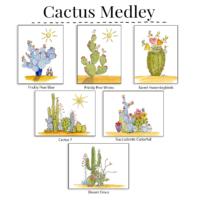 Cactus Medley