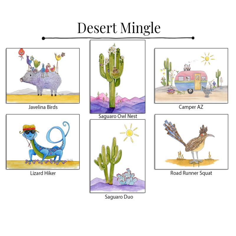desert mingle