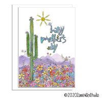 C3314 southwest cactus flowers mothers day