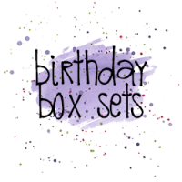 Birthday Box Sets