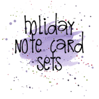Holiday Note Card Sets