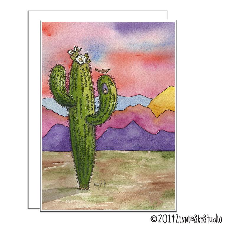 saguaro mountains