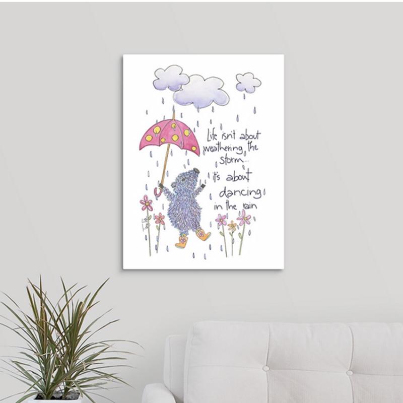 dancing in the rain javelina pig