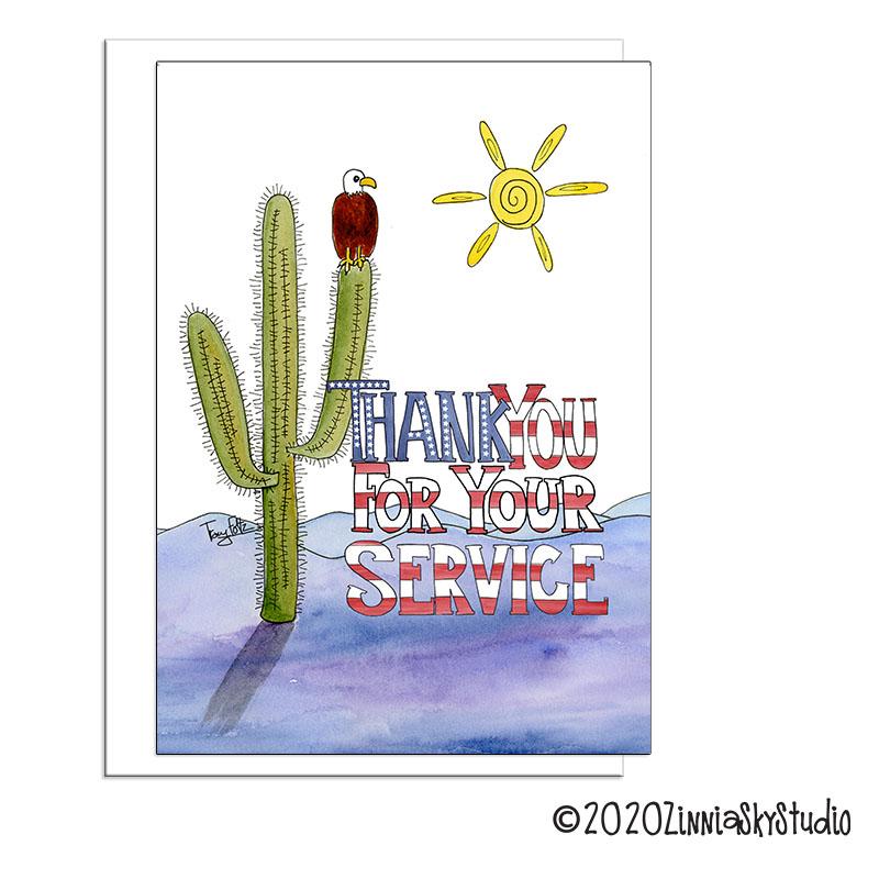 cactus eagle mountains veteran card