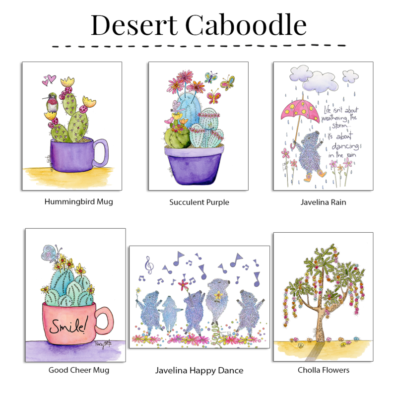 Desert Caboodle