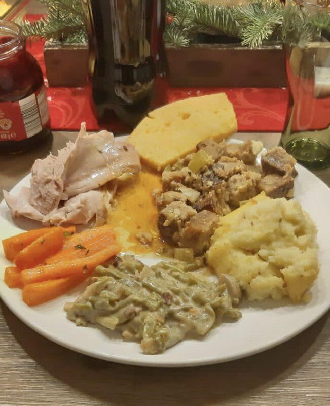 German thanksgiving