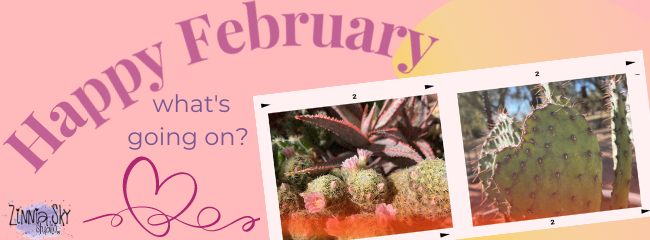 February What's Going On?
