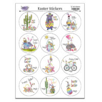 stickers easter