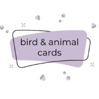 Bird & Animal