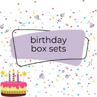 Birthday Box Sets