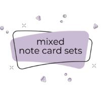 Mixed Note Card Sets
